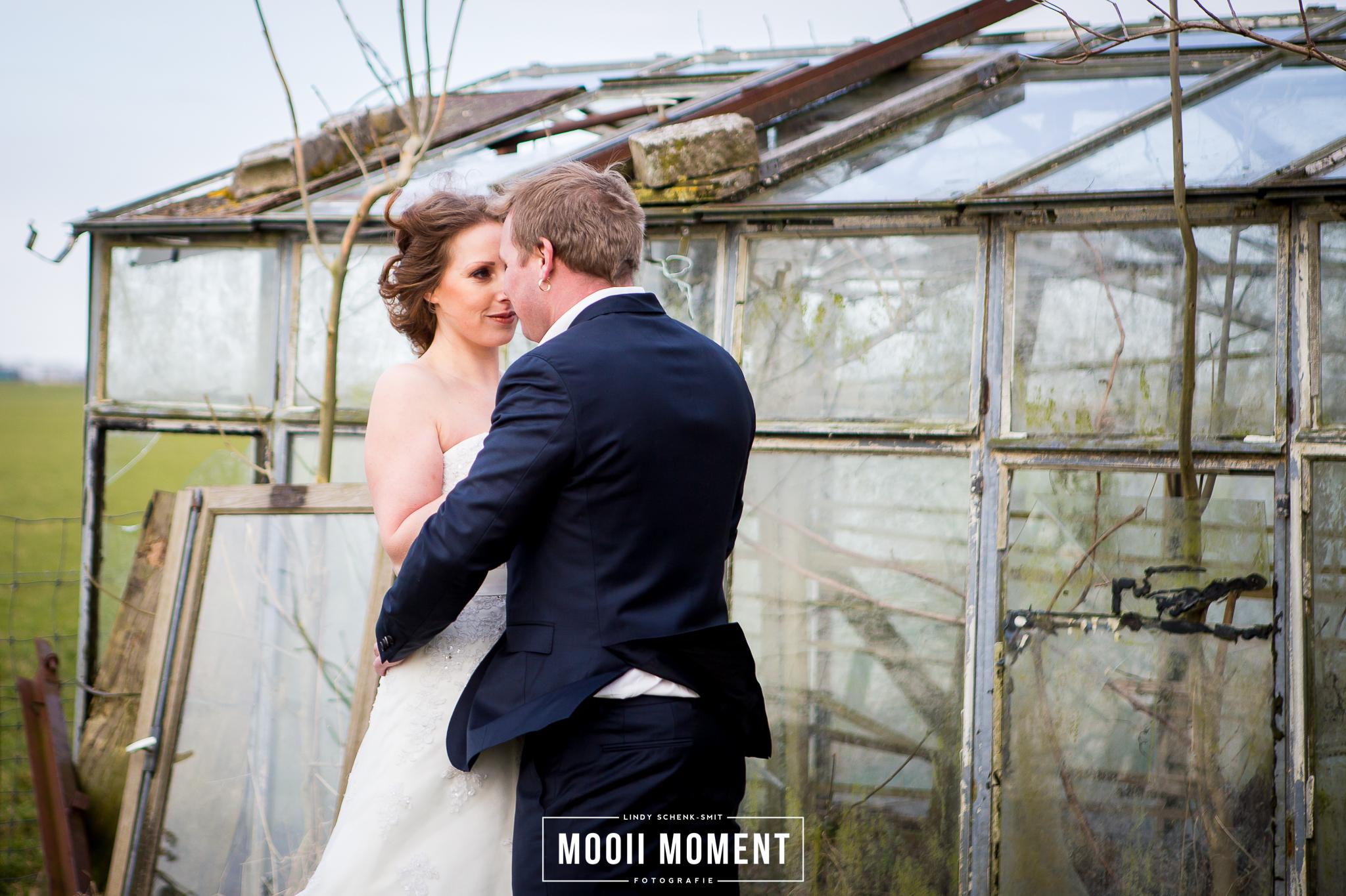 Bruidsreportage Kim & John 17-03-2018 || De fabriek Zuidermeer