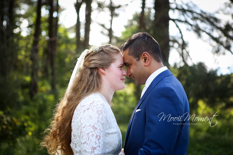 Bruiloft in  het klooster van Egmond