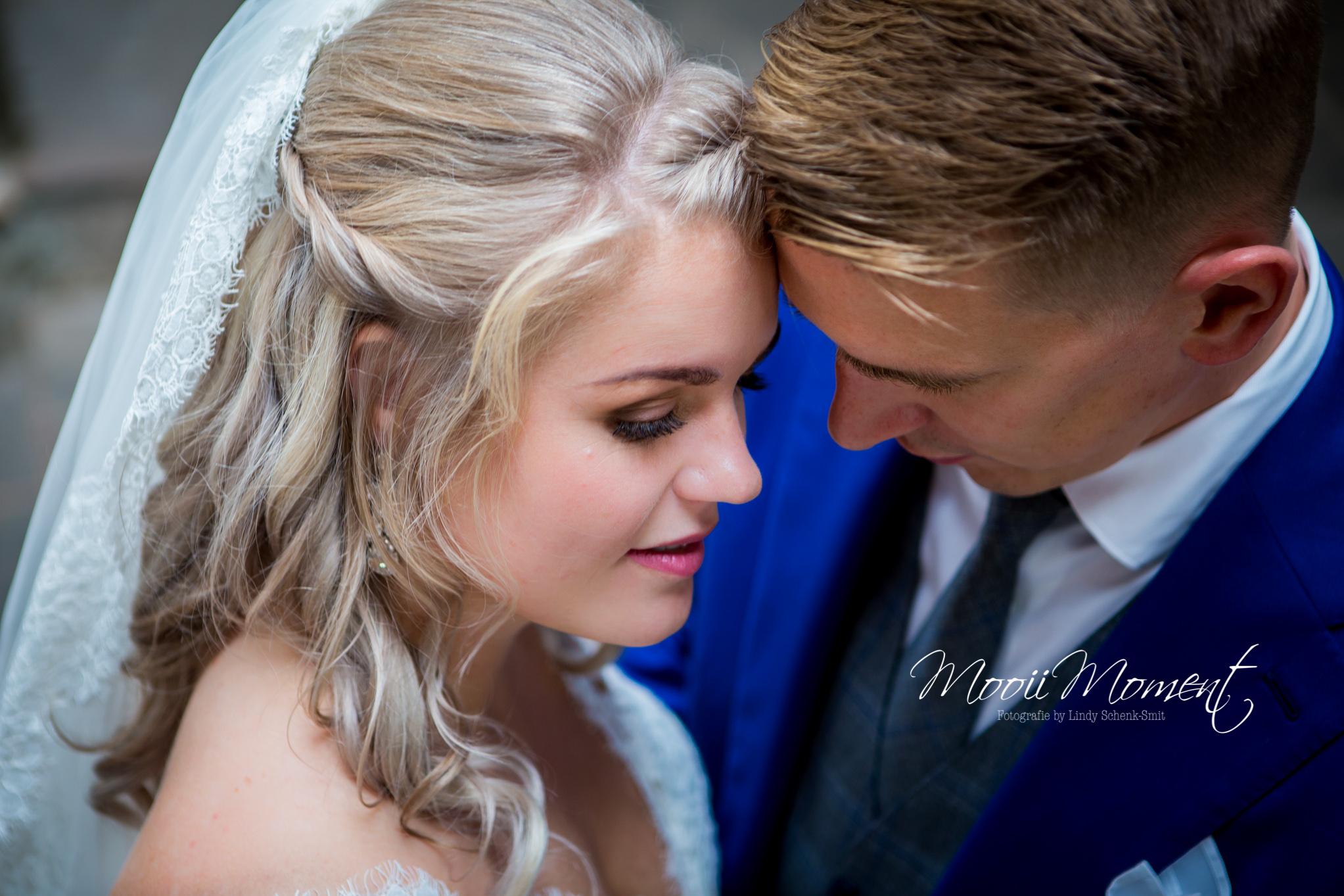 Inge & Rudi || Bruiloft Vroeg of laat te Spanbroek